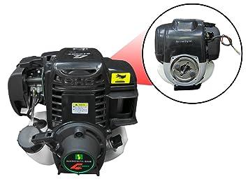Embrague centrífugo huasheng 38 cc con Motor Sólo para bicicletas motorizado, Weed Trimmers, generadores