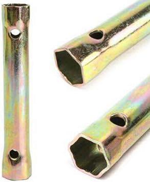 18mm Chiave per Chiavi per Auto Portatile Strumento di Riparazione per Veicoli Portatile LoveOlvido Chiave Professionale per Candele per Candele 13cm 16 Oro