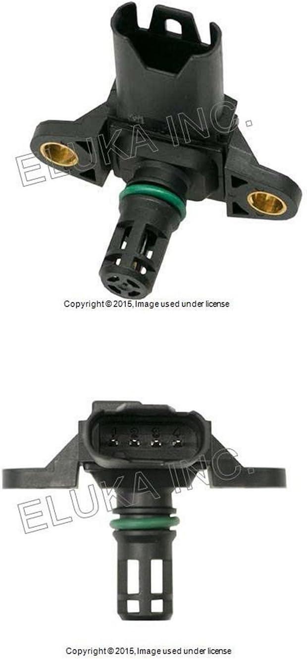 Intake Manifold Absolute Pressure Sensor for BMW E82 E88 E90 F10 135i 335i 535i