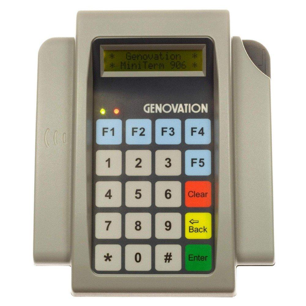 GENOVATION MINITERM 906 20-KEY MEMBRANE NUMBER KEY PAD