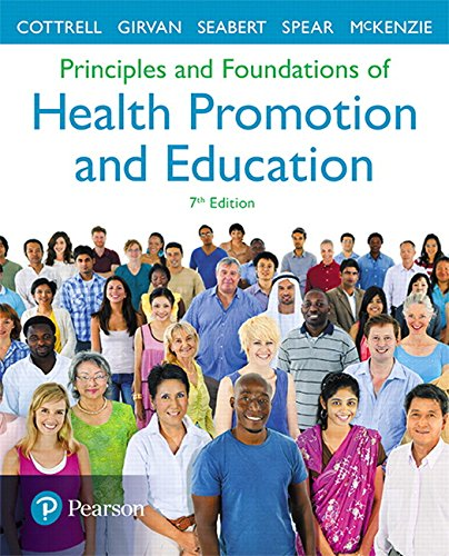 Principles and Foundations of Health Promotion and Education (7th Edition) (A Spectrum book)