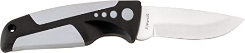 Schrade Badger Knife 7 1 2 Overall Length Fixed Blade