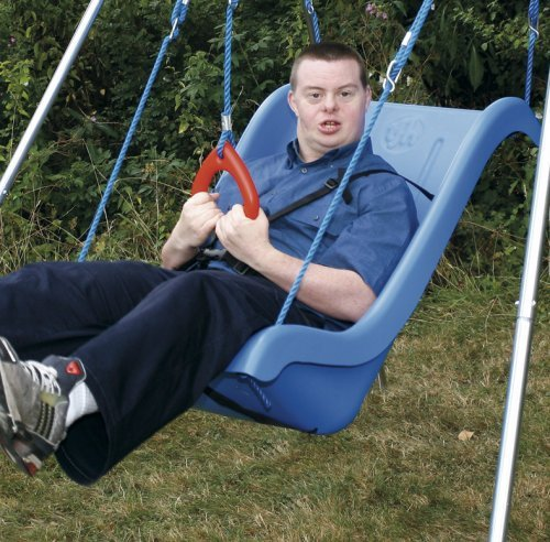 Adult Full Support Swing Seat by TFH-UK