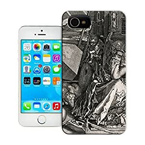 LarryToliver You deserve to have Black and white artwork melencolia i 1075 mid For Iphone 6 cases with 4.7 inch