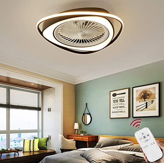 Fan Ceiling Light Luz del Ventilador De Techo De Sala De Estar ...