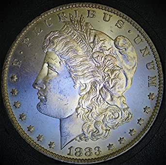 1883 O Morgan Silver One Dollar 1883-O MS-67 PL Variety Attributed Vam 7A Doubled 18-3, Clashed N and US Rarity 5 ( Disk with all Pictures will be mailed with Each Coin Ordered ) $1 MS-67 PL Fiduciary Grading & Attribution