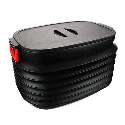 Poubelles rétractables de voiture / cabine de rangement domestique / caisse de rangement de voiture / seau de voiture de pêche