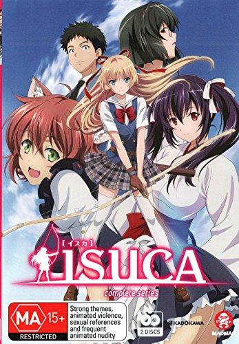 Isuca Complete Series | NON-USA Format | PAL | Region 4 Import - Australia