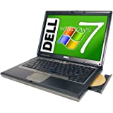 Dell Latitude D630 + Windows 7 notebook laptop computer