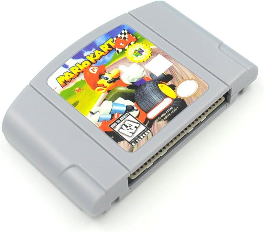 Amazon com: Mario Kart 64: Video Games