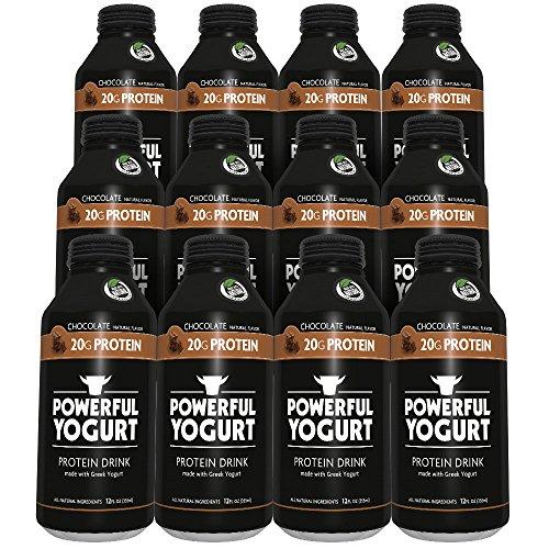 Powerful Yogurt Protein Drink Chocolate product image