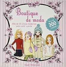 Boutique de moda (Kokuyo) (Spanish Edition): Parragon Books