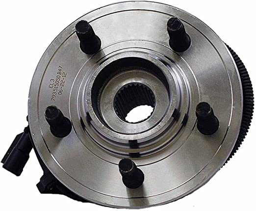 HU515050 x1 New Front Wheel Bearing Hub Assembly
