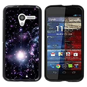 Stuss Case / Funda Carcasa protectora - The Lightening Beam Of Lotus - Motorola Moto X 1 1st GEN I