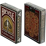 Bicycle Celtic Myth Playing Cards Symmetrical