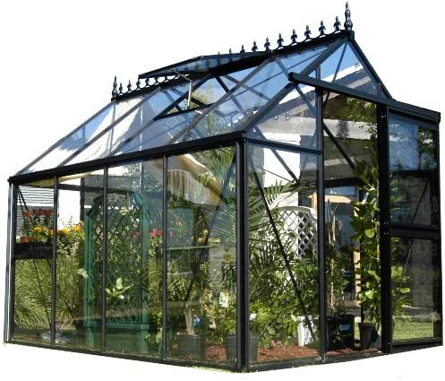 Exaco Junior Victorian J-VIC 23 79 Square Foot Greenhouse