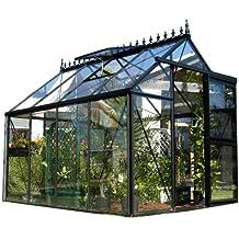 Exaco Junior Victorian J-VIC 23 79 Square Foot Greenhouse