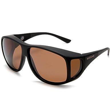 eb1481d95551 Amazon.com: Live Eyewear Cocoons Sunglasses, MX Frame, Black/Amber ...