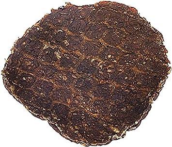 Jones Natural Chews Oven Baked 4 Woofers, Case of 50 Ground Beef Patties