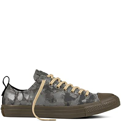 Converse Unisex Chuck Taylor All Star Utility Camo Low Top Sneaker (7.5 D(M