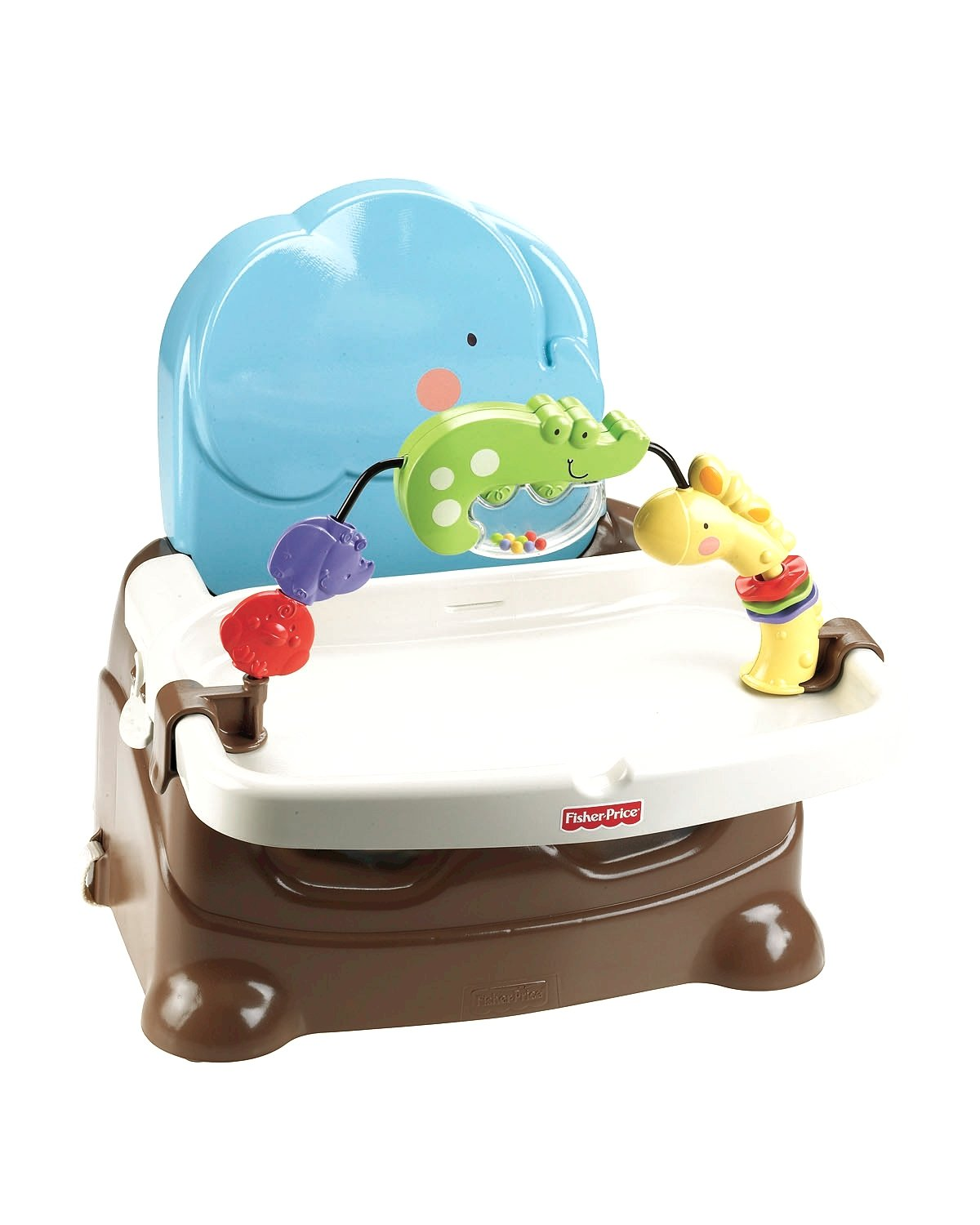 Fisher price booster chair - Amazon Com Fisher Price Luv U Zoo Busy Baby Booster Discontinued By Manufacturer Chair Booster Seats Baby