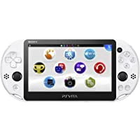 PlayStation Vita Wi-Fi model Glacier White (PCH-2000ZA22) Japanese Ver. Japan Import