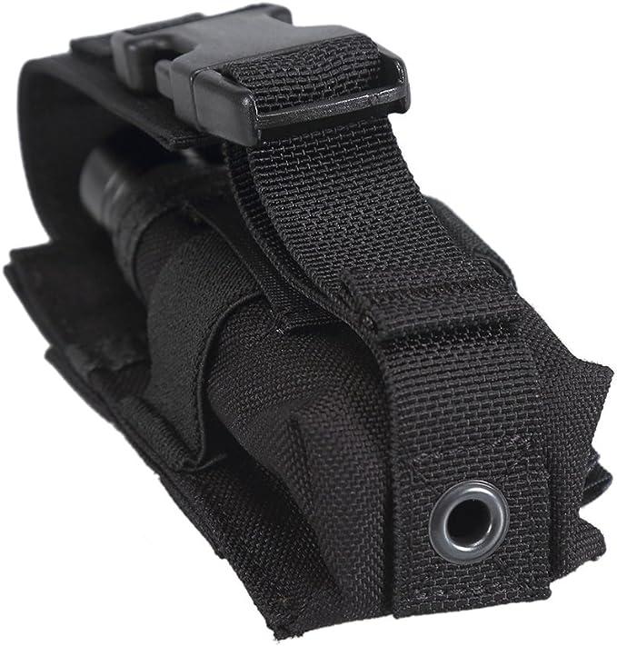 MOLLE Borsa borsa per torcia elettrica o coltello F Tactical Occidente da 1000d NYLON
