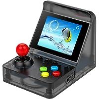 Consola clásica mini arcade retro - juegos 520 incorporados - operación de joystick independiente
