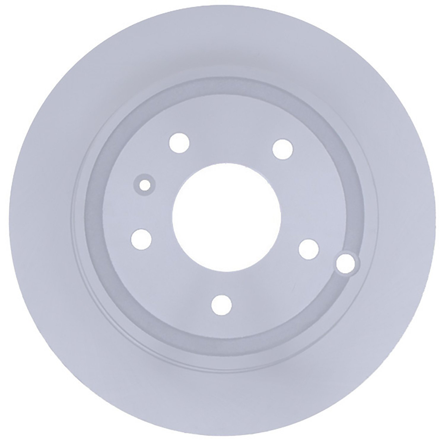 ACDelco 18A875AC Advantage Coated Rear Disc Brake Rotor