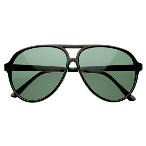 16474c16d07 Image Unavailable. Image not available for. Color  Vintage Inspired Classic  Tear Drop Plastic Aviator Sunglasses ...