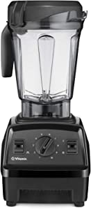 Vitamix E320 Explorian Blender Black, 64 oz