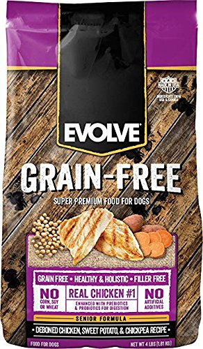 Triumph Evolve Grain Free Senior Dog Food