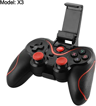 Kreema X3 inalambrico Bluetooth Gamepad Joystick Gamepad con ...