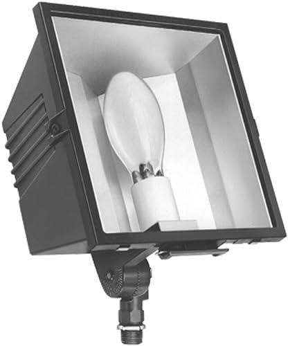Stonco Lighting GP3T400PMAL-8 GP3 Flood Light Fixture, 400W Pulse Start Metal Halide