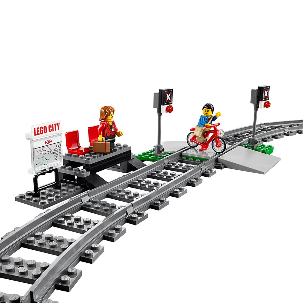 Lego City High Speed Passenger Train 60051 Toy Lionel Trains Supero Remote Control Switches No 112 Toys Games