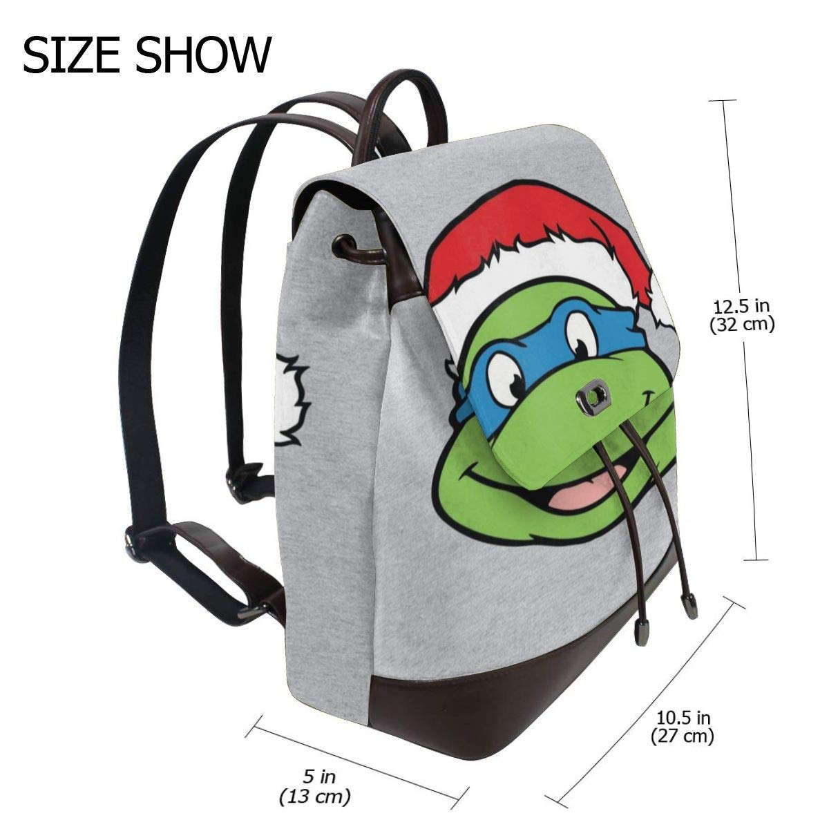 Amazon.com | Teenage Mutant Ninja Turtles Leoardo Christmas ...