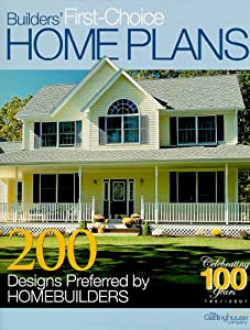 Builders first choice home plans new and used books from for First choice builders