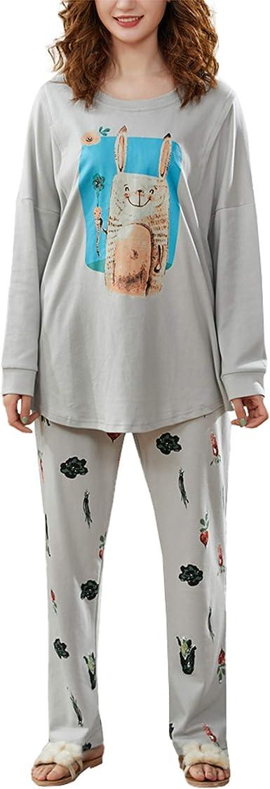 Ropa De Maternidad Pijamas De Enfermería Ropa De ...