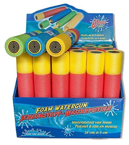 12 x Poolkanone - Wasserspritze - Wasserpistole N