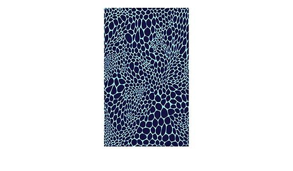 Barceló Hogar Toalla Playa Feroe Terciopelo 100X170 cm - Azul Marino - Toallas Playa: Amazon.es: Hogar