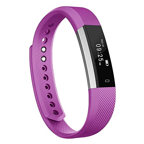 moreFit Slim Fitness Tracker with Touch Screen Best Fitness Wrist Band Pedometer Smartband Sleep Monitor Watch for Christmas Xmas Gifts