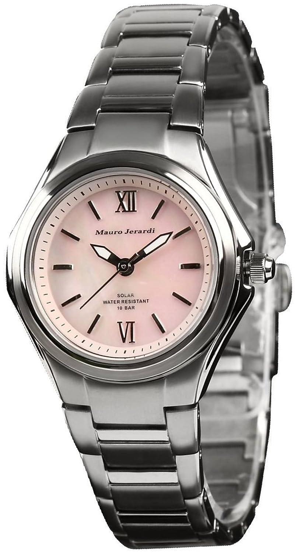 マウロジェラルディ ソーラー腕時計(MJ040-2)
