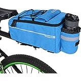 Bicycle Rear Rack Insulation Cooler Pack Seat Storage Bag Shoulder M8T2