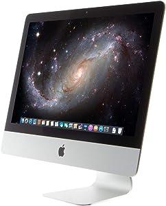 Apple iMac ME086LL/A 21.5in Desktop, 8GB RAM, 1TB HDD, 3.1GHz Intel Core i7, Silver (Renewed)