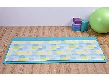 Ejercicio y Fitness Mat Estera Plegable Yoga Yoga Yoga ...