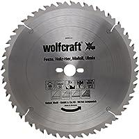 Wolfcraft 6666000 6666000-1 Hoja de Sierra Circular HM