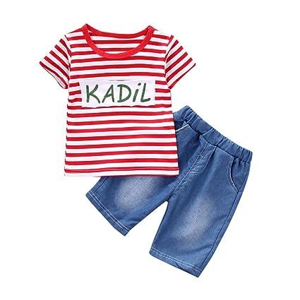 Top Tee T Shirt Size 0 1 2 3 4 5 6 Girls Baby H /& T Navy White Stripe Ruffle