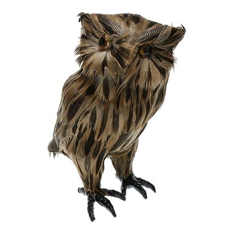 Künstliche Vögel Gefiederte Garten Vögel Figur Simulation Ornamente Deko