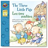 The Three Little Pigs: Los tres cerditos (Keepsake Stories)