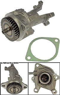 APDTY 015921 Gear Driven Mechanical Vacuum Pump Compatible With 1994-2002 Dodge Ram 2500 3500